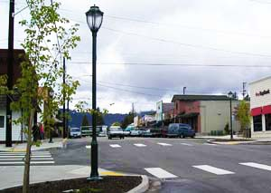 Downtown Granite Falls